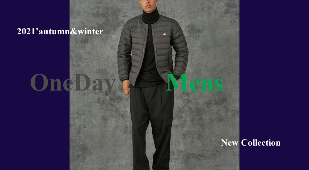 2020 a/w Mens New Collection