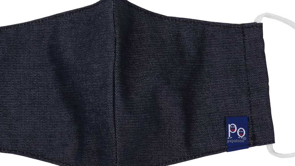 One thread 日本製 小さくて薄い小銭入れ 国産綿帆布 富士金梅 使用 コインケース