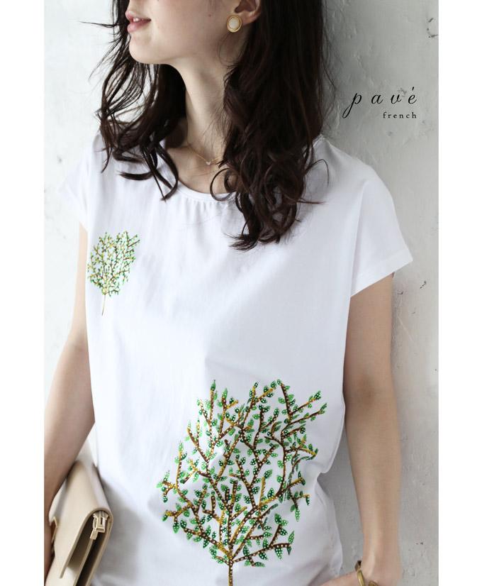 木Tシャツ