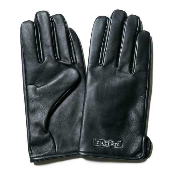 CLUCT クラクト LEATHER GLOVE