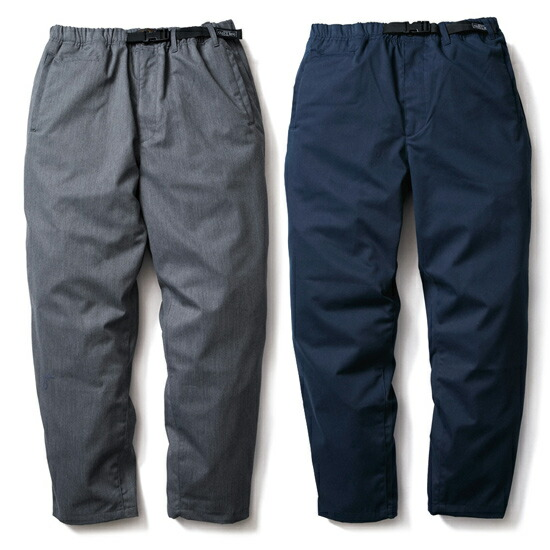 CLUCT クラクト COTTON TWEED TRUCK PANTS