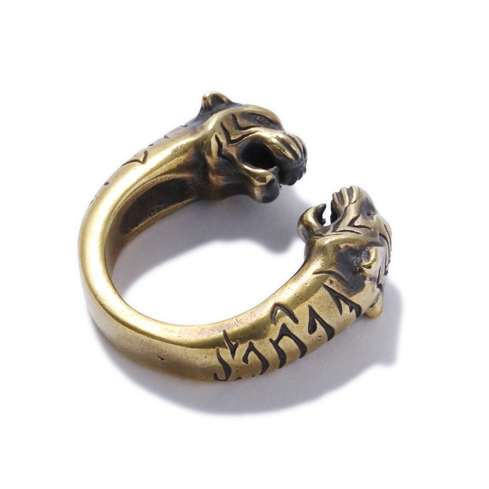CLUCT クラクト CLUCT × VIN'S BRASS RING