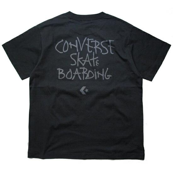 CONVERSE SKATEBOARDING/コンバース スケートボーディング LOGO S/S TEE