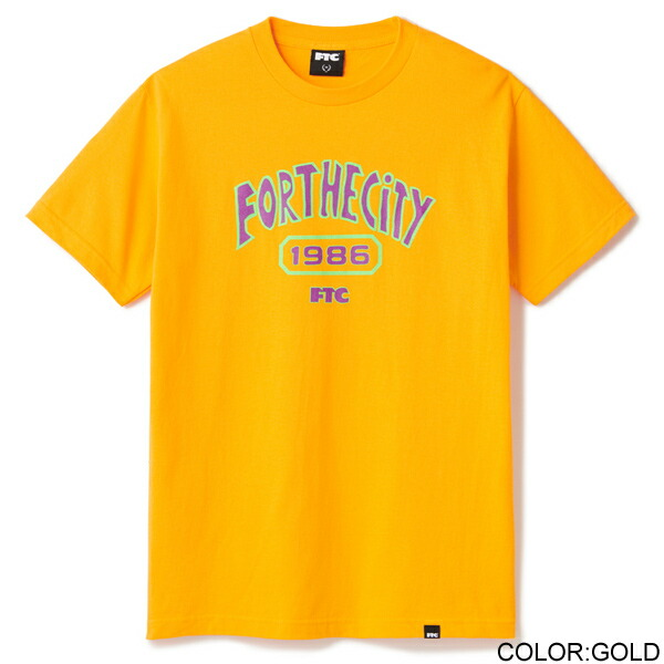 FTC COLLEGE SKETCH TEE