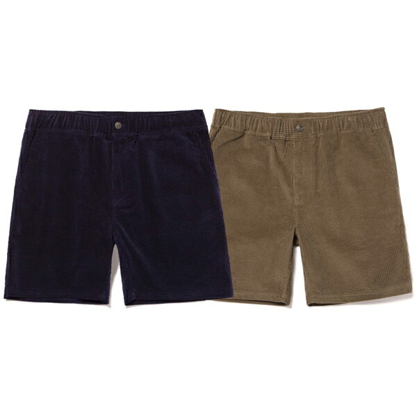 HUF/ハフ PENNYBRIDGE CORDUROY SHORT