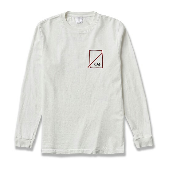 NUMBERS EDITION /ナンバーズエディション LOADED DICE L/S TEE