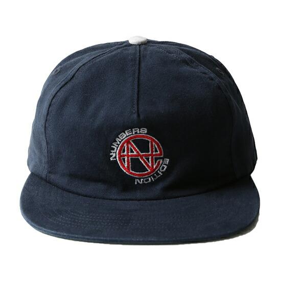 NUMBERS EDITION /ナンバーズエディション N.E. - TWILL 5-PANEL HAT