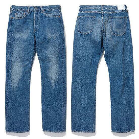 RADIALL ラディアル KUSTOM 235B SLIM FIT PANTS(WASH)