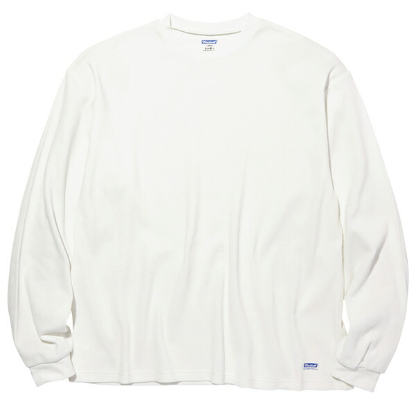 RADIALL ラディアル BASIC - THERMAL CREW NECK T-SHIRT L/S