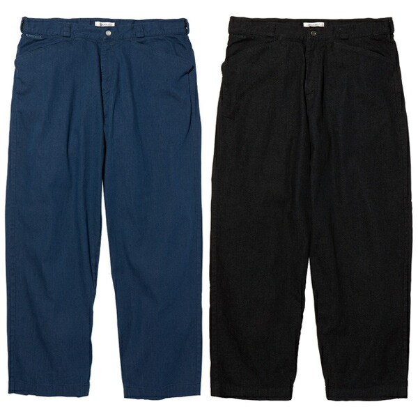 RADIALL ラディアル MOON STOMP - WIDE FIT WORK PANTS