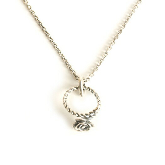 RADIALL ラディアル ROSY NECKLACE(SILVER925)