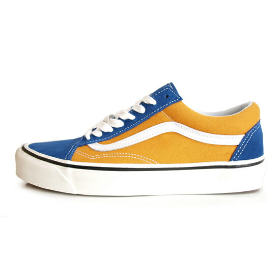 VANS Anaheim Factory OLD SKOOL 36 DX OG BLUE