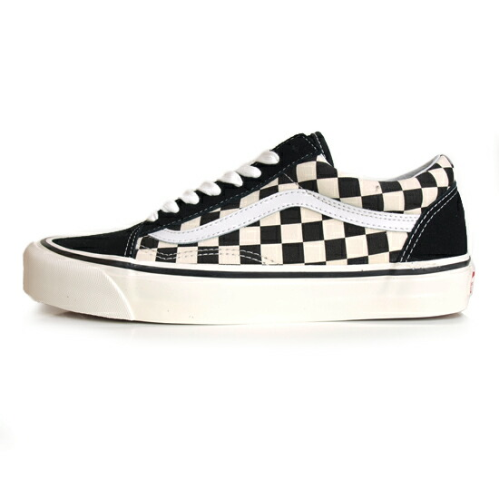 Anaheim Factory Collection OLD SKOOL 36 DX BLACK/CHCK
