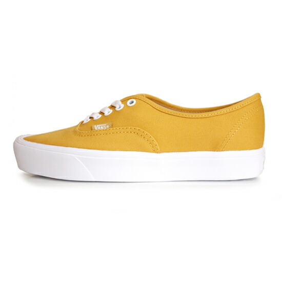 AUTHENTIC LITE (CLASSIC CLASH) CANVAS GOLD YELLOW