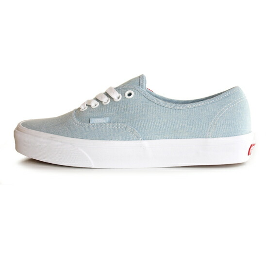 VANS SURF/バンズ AUTHENTIC DENIM 2-TONE BLUE/TRUE WHITE