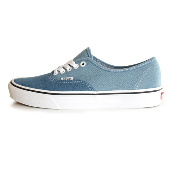 VANS SURF/バンズ AUTHENTIC DENIM BABY BLUE