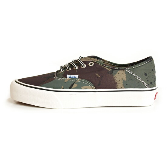 VANS SURF/バンズ サーフAUTHENTIC SF SHORE CAMO
