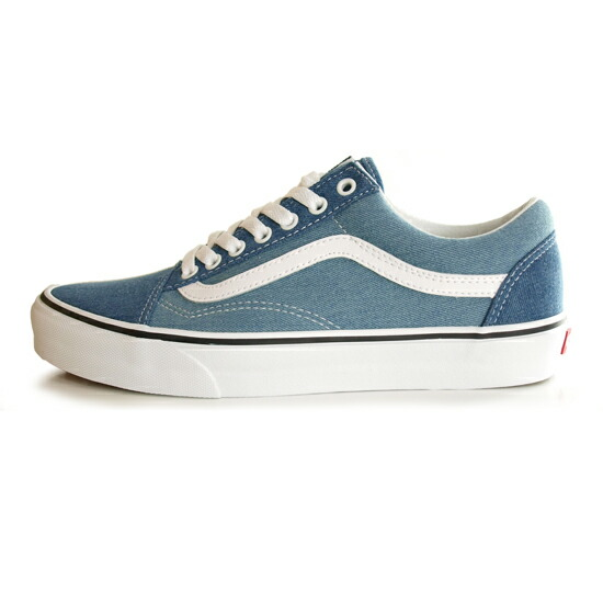 VANS SURF/バンズ SKOOL DENIM 2-TONE BLUE/TRUE WHITE