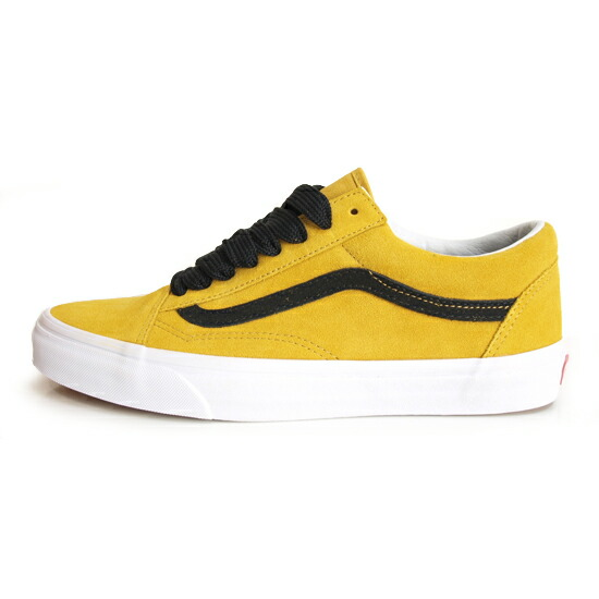VANS LIFE STYLE OLD SKOOL OVER SIZED LACE [TAWNY OLIVE]