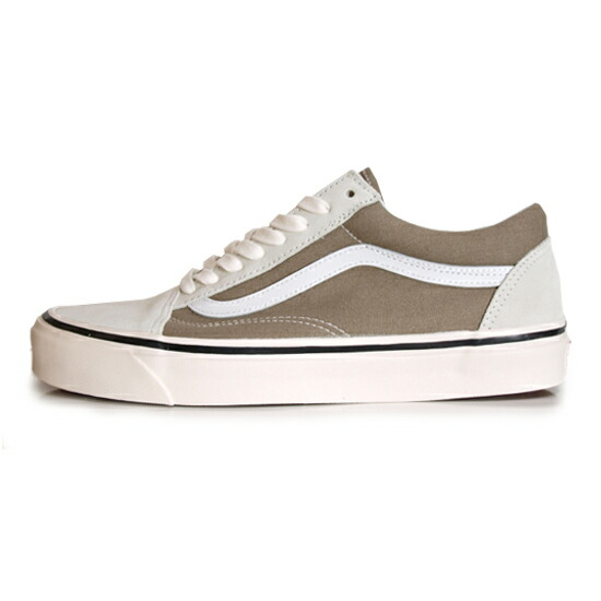 VANS SURF/バンズ OLD SKOOL 36 DX [WHITE]
