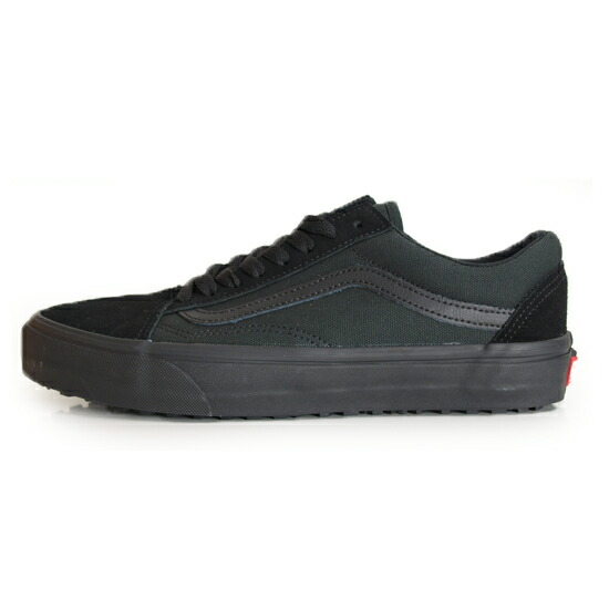 VANS SURF/バンズ OLD SKOOL UC[BLACK/BLACK]