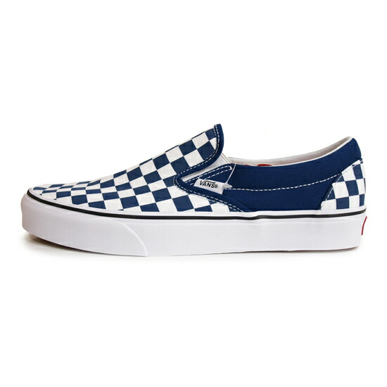 VANS SURF/バンズ CLASSIC SLIP-ON ESTATE BLUE/T.WHITE