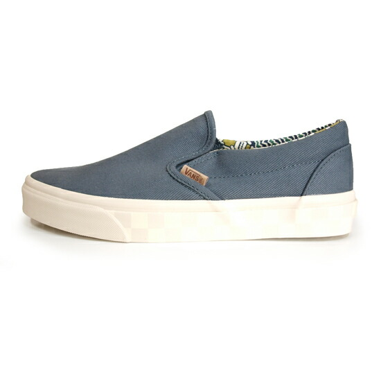 CLASSIC SLIP-ON DX DARK SLATE