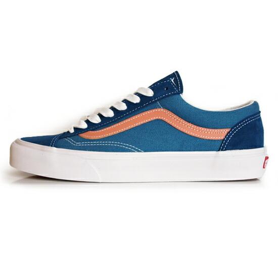 VANS SURF/バンズ STYLE 36 [S.BLUE]