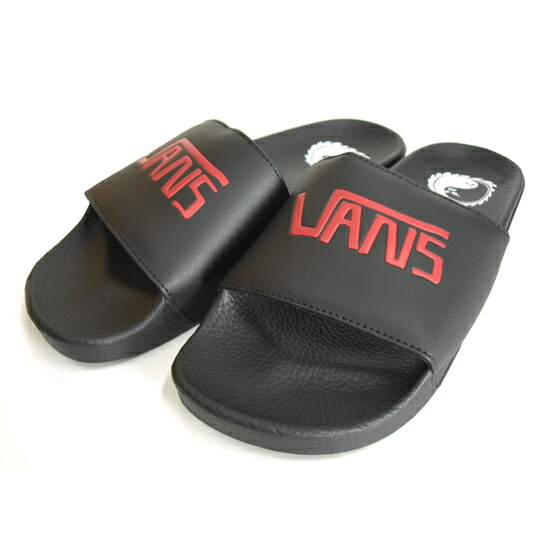 VANS SLIDE-ON (D.REYNOLDS) BLACK