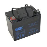 CCB社製高性能AGMディープサイクルバッテリー 12DD-33(33Ah)