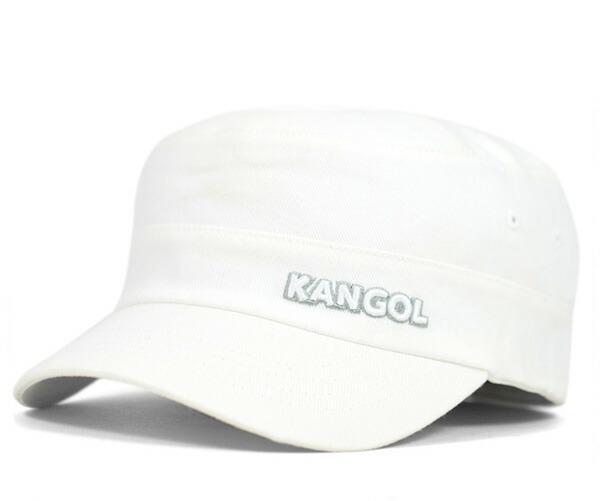 a6ef5b60d6b onspotz  KANGOL Cap cotton twill Cap Army military Cap white KANGOL ...