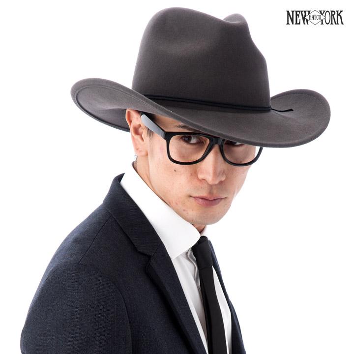 onspotz  New York Hat felt caps  amp amp  rough rider slot gray hats ... eb4a60296072