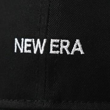 NEW ERA 930 NEWERA BOLD MINI BLK SWHI
