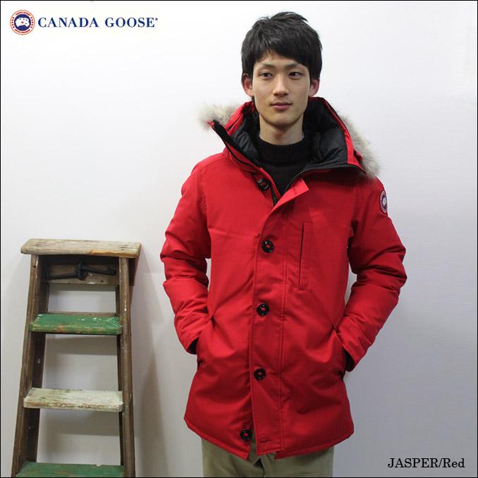 canada goose red jasper