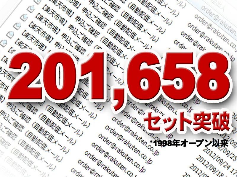 201,658セット突破