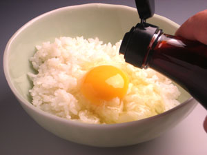 卵かけご飯の作り方2