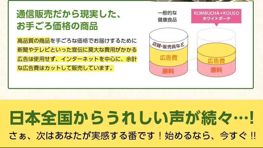 コンブチャ+酵素 配合ドリンク グリーンナチュラ