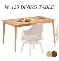 ダイニングテーブルはこちら