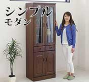 シンプル 食器棚