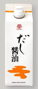 鎌田だし醤油500ml
