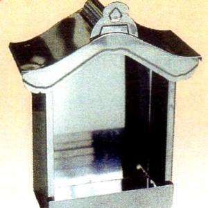 墓前灯 ステンレス製