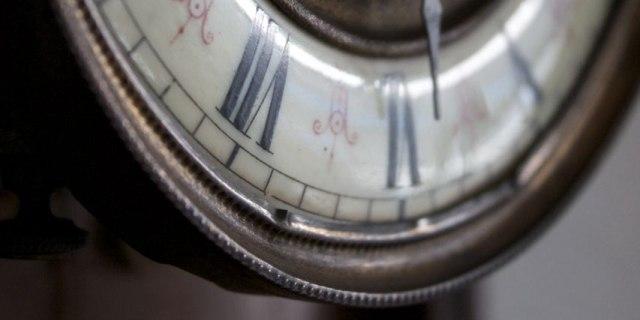 ビストロ・ル・レーヴ 時計