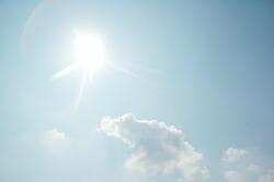 日本のフロリダ 大隅半島の太陽