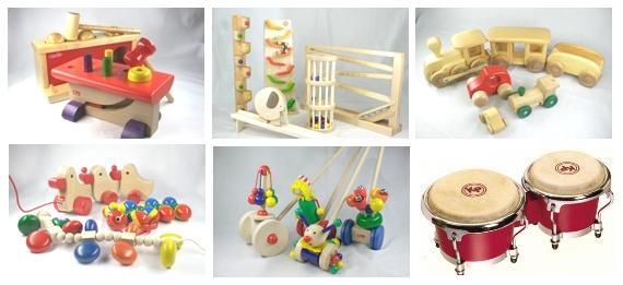1,2歳からのおもちゃ