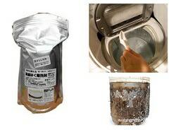 除菌はく離洗剤