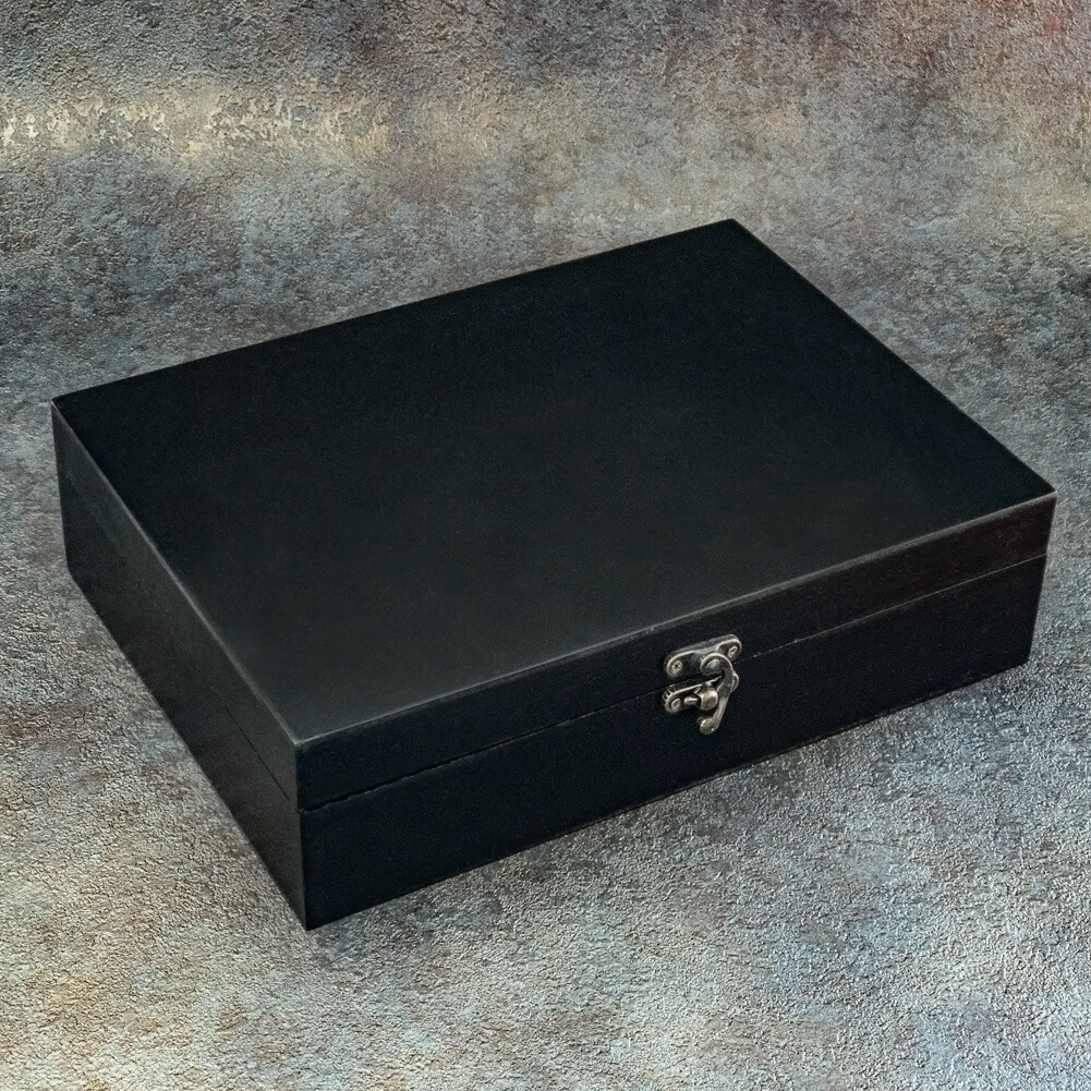 シューケアボックス ダナック DONOK フレキシブルケアボックス 木箱 ※箱のみ