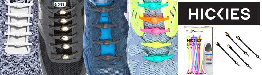 ★ヒッキーズの結ばない&ほどけない画期的な靴紐★