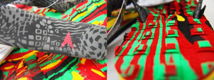 ec18f22d087d Orbit  Beach Sandals ASTRODECK astrodeck blackline material   men s ...