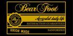 Bear Foot