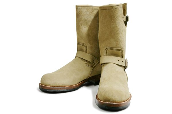 LONE WOLF ENGINEER BOOTS